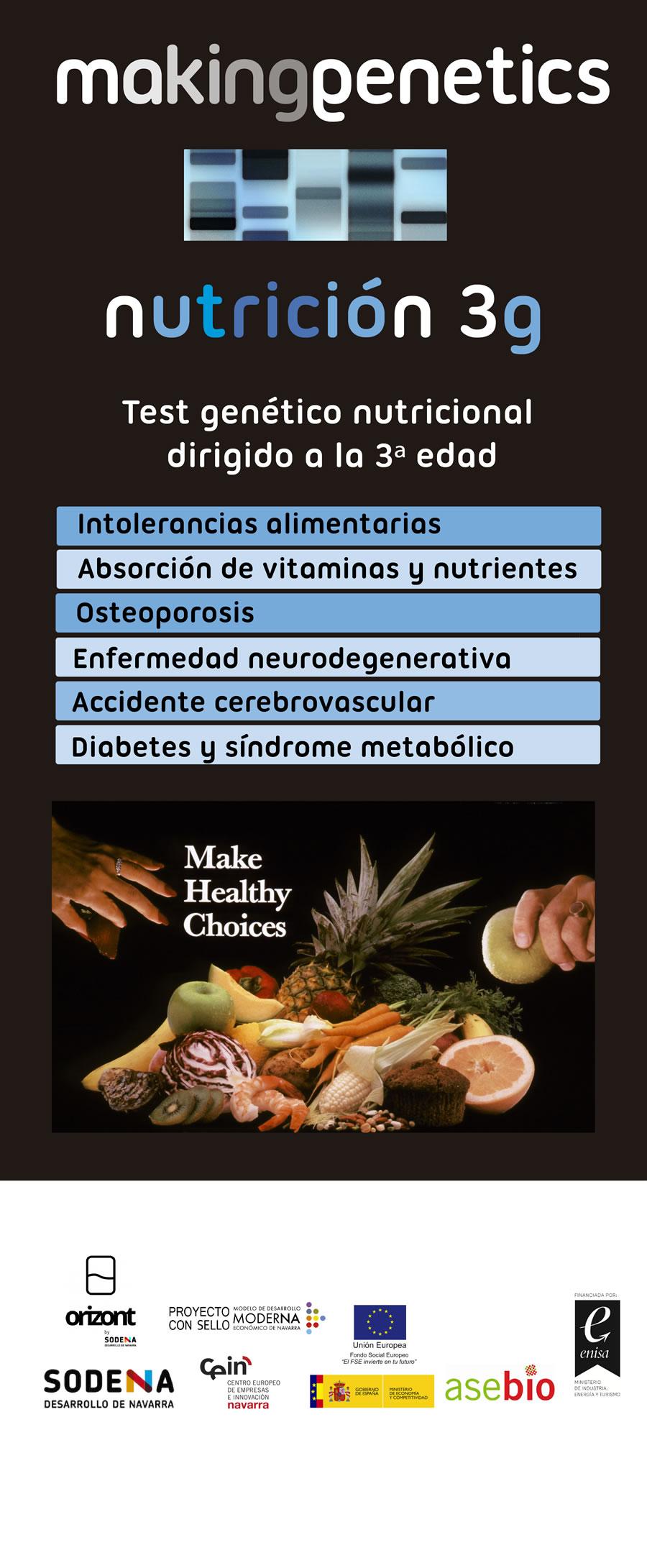 Nutricion Making Genetics