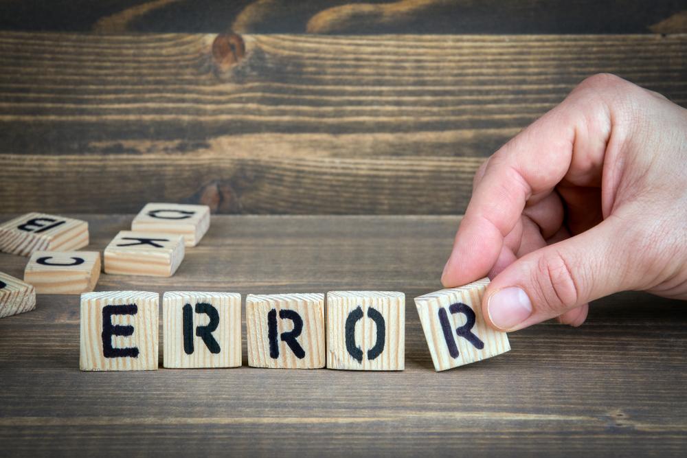 7 errores financieros comunes entre emprendedores