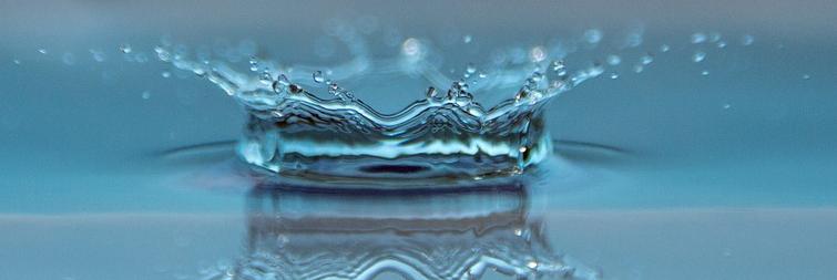 El agua nos importa gota a gota
